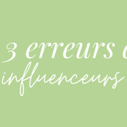 profession influenceur des articles pour se former au marketing d'influence